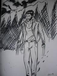 Wolverine by Ollivieri-art