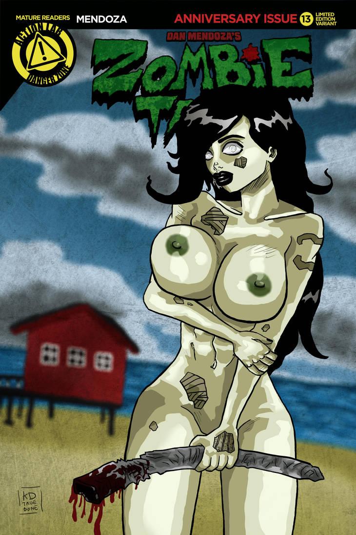 Zombie Tramp KD Truebone Cover by KdTrueBone
