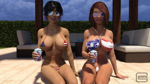 Independence Day 2016 - 01 Ultra HD by Gator3D
