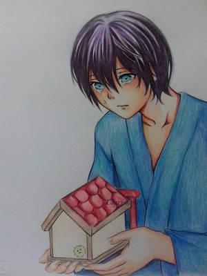 Yato by Clarissa96