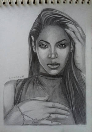 Beyonce by Clarissa96