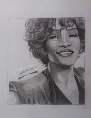 Whitney Houston by Clarissa96