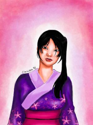 Japanese girl by Clarissa96