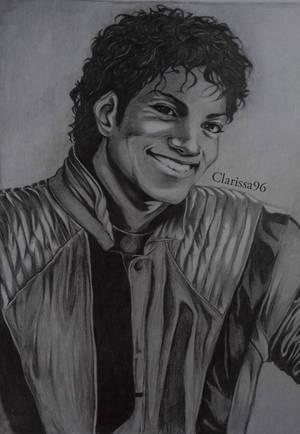 Michael Jackson by Clarissa96