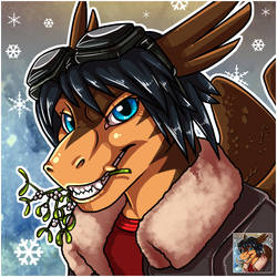 Holiday Icon - Crosso by JezzKitty