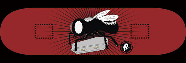 Giant fly - coffin by REDDPRIME
