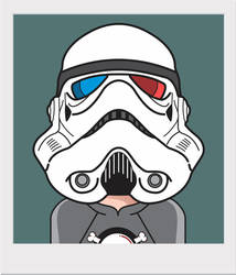 Storm Trooper avatar by REDDPRIME