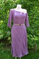 Purple dress by dosiak