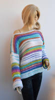 Losse sweater by dosiak