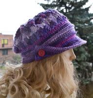 New cap by dosiak