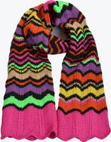 Multicolor scarf by dosiak