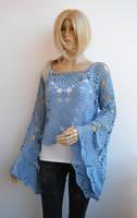 Blue blouse by dosiak
