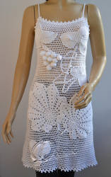 White dress 3D by dosiak
