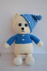 teddy bear by dosiak