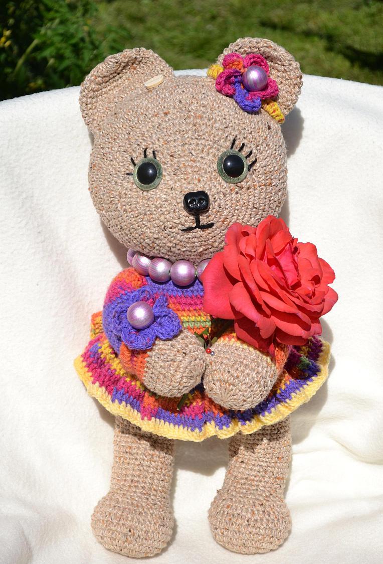new teddy bear by dosiak