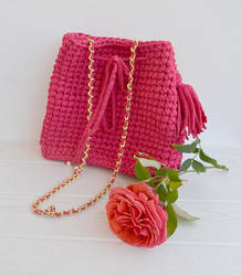 Red bag by dosiak