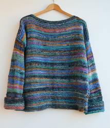 New sweater oversized by dosiak