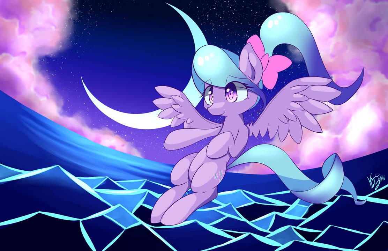 Midnight Flitter by kawaiipony2