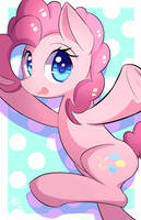 Pinkie Pie by kawaiipony2