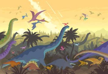 Dino Run 2: The Herd by dinorun2