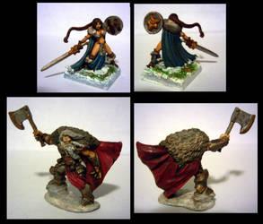 Reaper Vikings by azkardchic