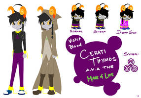 Be the Inarticulate Fantroll by Shibikii