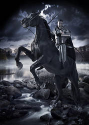 The Crusader by MurdockMcMackin