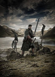 Three handed great sword by MurdockMcMackin
