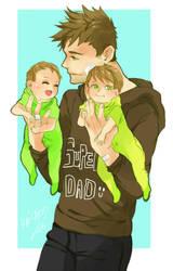 Super Dad by kai-choo