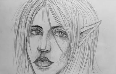 elf girl by XxX-Toxic-Girl-XxX