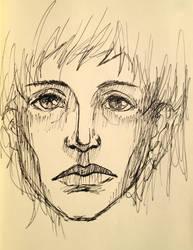 Untitled Face by XxX-Toxic-Girl-XxX