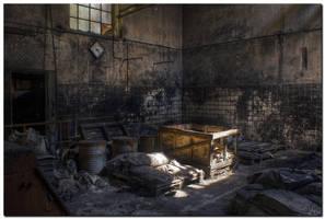 Old Factory XIV by kiebitz