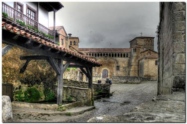 Santillana del Mar I by kiebitz