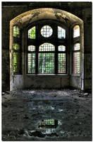 The Abandoned Hospital V by kiebitz