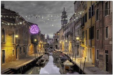 Venice XXVI by kiebitz