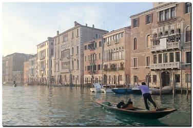 Venice XXXVI by kiebitz