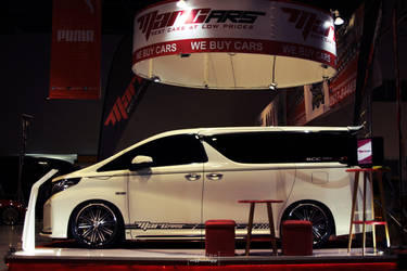 Alphard by coffeebugg