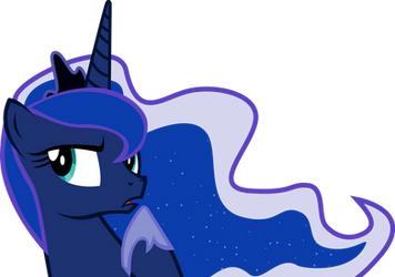 Luna Philosophizing by tamalesyatole