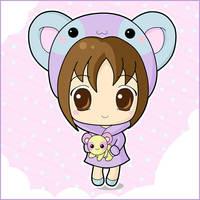 Panda Chibi by bapity88