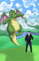 Shiny Dragonite - Stormsword82 by AusLove