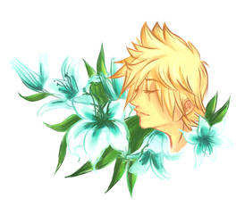~ Ventus - Flowers series ~ by Eriin-chan