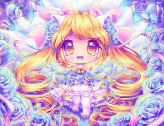 Yami Rose by MagicalHelen