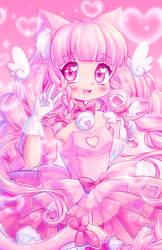 I Am A Magical Girl! by MagicalHelen
