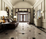 3d lobby by locohead