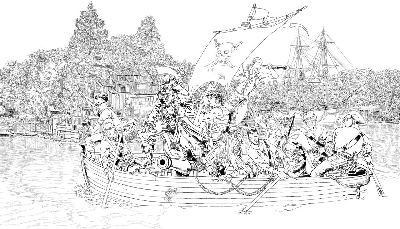 Pirates KWD2 by locohead