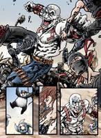 mojo sapiens page 3 by locohead