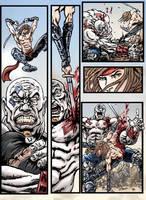 mojo sapiens page 5 by locohead