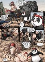mojo sapiens page 7 by locohead