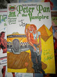 Fifth Element on Peter Pan the Vampire 3rd Issue by rentnarb