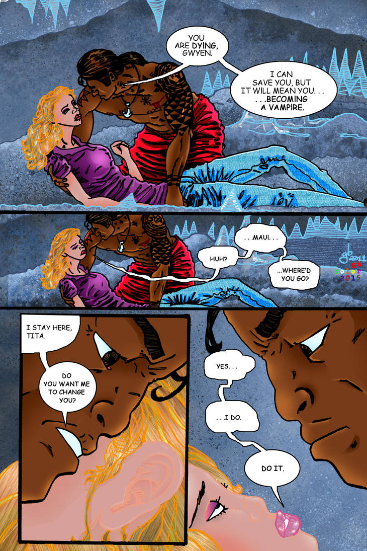Peter Pan the Vampire 3rd Page 05 by rentnarb